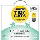 Purina Tidy Cats Gruping Arena para gatos, última intervensión y limpia, sin aroma