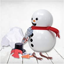Blue Sky Miracle Melting Snowman - Bañera con forma de muñeco de nieve