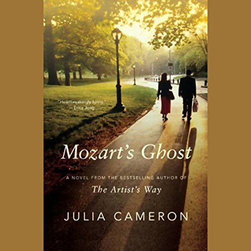 Mozart's Ghost audiobook cover art