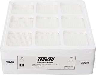 TOPWELL Replacement HEPA Filter, for Models Healthpro, Healthpro Plus air purifiers, 1 Pack