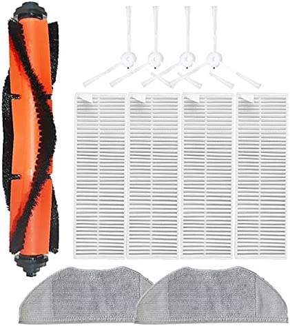 HNTYY Reemplazos de Pincel HEPA FIT FIT Fay para XIAOMI FIT para MIJIA G1 MJSTG1 Limpiador de aspiradora Limpieza Lavadora Piezas de aspiradora