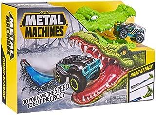 Zuru Metal Machines Crocodile Mini Racing Car Toy Track Set