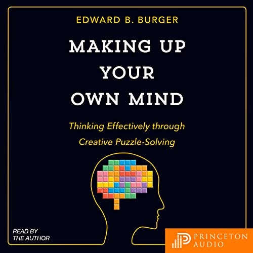Making Up Your Own Mind cover art