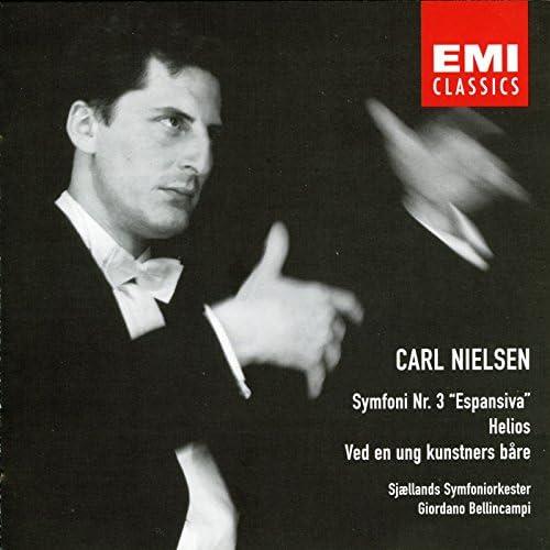 Sjællands Symfoniorkester / Giordano Bellincampi (conductor)