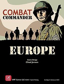 Combat Commander Europe Board Game WW2 Historical Wargame 2014 Reprint