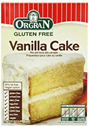 Vanilla flavoured cake mix Made from natural ingredients Easy to prepare and being totally vegetable based Option to prepare a cake