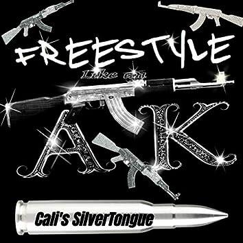 Freestyle Like an Ak (feat. Ak Overload) (Live)