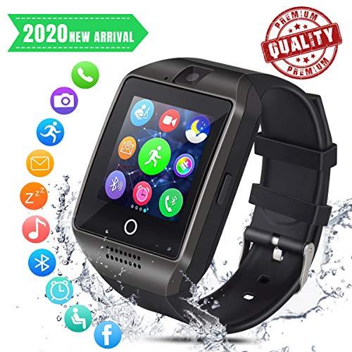 Smartwatch Bluetooth Hombre Reloj Inteligente con Whatsapp Smartwatche