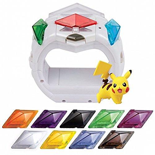 Pokémon Z-Ring and Z-Crystal Bundle Exclusive