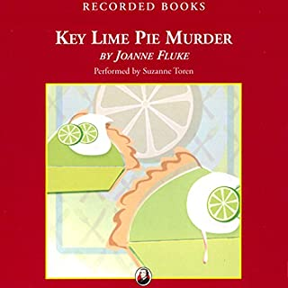 Key Lime Pie Murder                   By:                                                                                                                                 Joanne Fluke                               Narrated by:                                                                                                                                 Suzanne Toren                      Length: 9 hrs and 59 mins     394 ratings     Overall 4.1