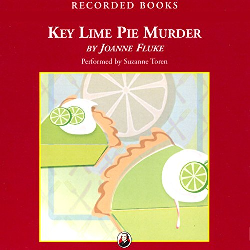Key Lime Pie Murder audiobook cover art