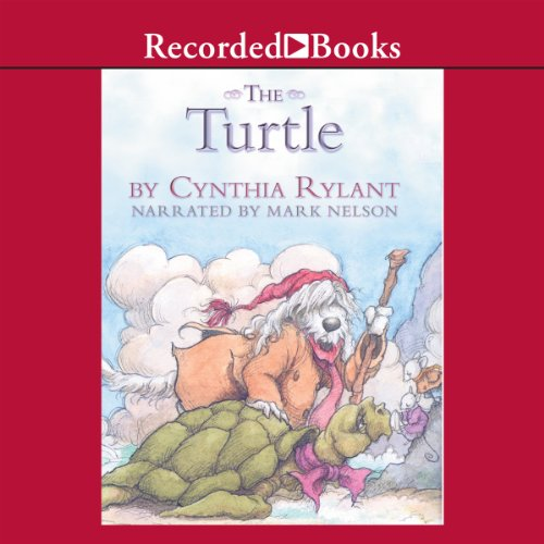 The Turtle audiobook cover art