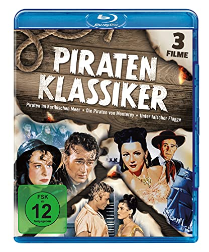 Piraten Klassiker [Blu-ray]
