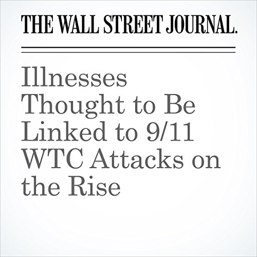 Illnesses Thought to Be Linked to 9/11 WTC Attacks on the Rise copertina