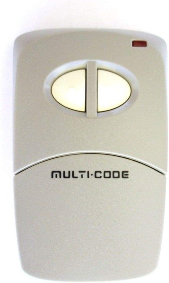 MultiCode 4120 300mhz 10 Code 5% OFF Remote Control Garage Gate Low price Switch