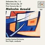 Sinfoniettas / Concertos For Oboe u.a. - oss Pople