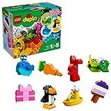 LEGO DUPLO - Les créations amusantes - 10865 - Jeu de Construction
