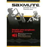Saxmute - Sordina per sassofono contralto