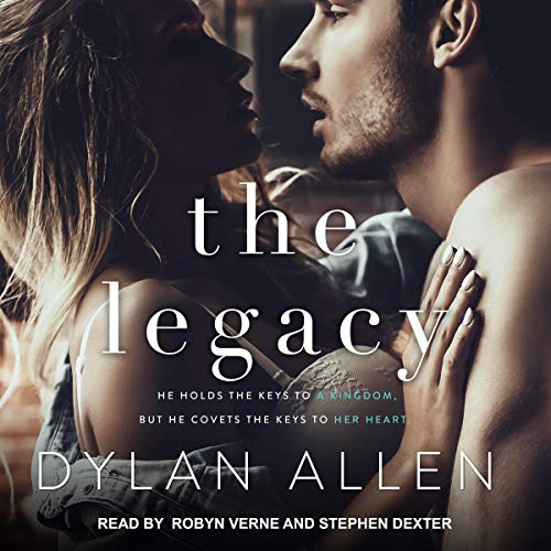 The Legacy audiobook cover art