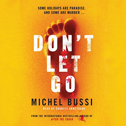 Couverture de Don't Let Go