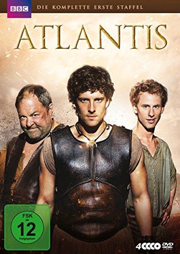 Atlantis - Die komplette erste Staffel [4 DVDs]