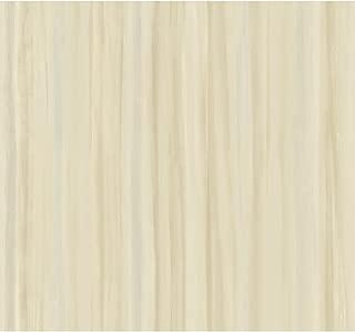 York Wallcoverings TB4274 Charlotte Washy Stripe Wallpaper, Cream, Beige, Pale Blue, Off-White, Yellow/Beige