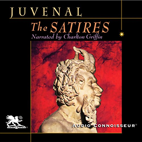 The Satires audiobook cover art