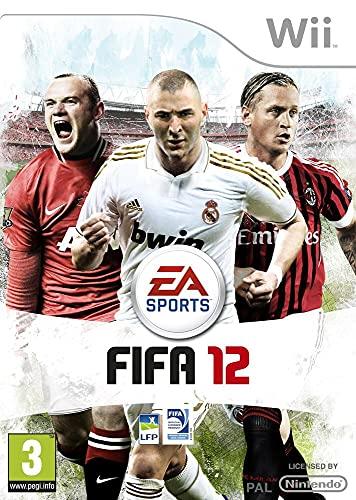 Electronic Arts FIFA 12, WII - Juego (WII, Nintendo Wii, Deportes, E (para todos))