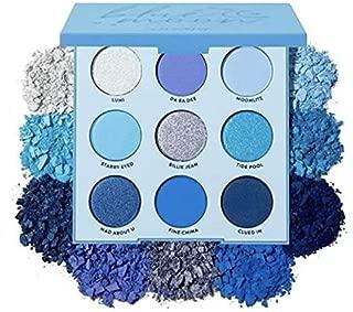 ColourPop Blue Moon Eyeshadow Palette