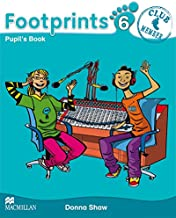 Shaw, D:  Footprints 6 Pupil's Book Pack