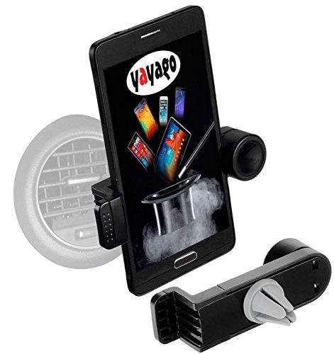 yayago autohouder/houder ventilatie voor Xiaomi Mi A2 / OnePlus 6