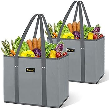 2-Pack Baleine Reusable Shopping Bag