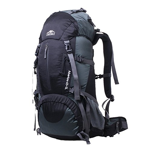 Topsky Sports Hiking Backpack with Rain Cover