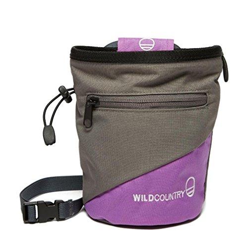 Wildcountry Cargo Chalk Bag Violet