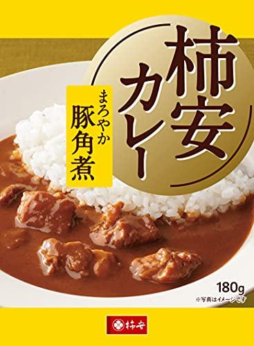 【柿安オンラインショップ】柿安本店 柿安 豚角煮カレー 180g 【のし包装不可】91351