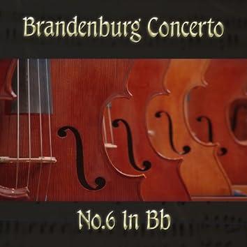 Bach: Brandenburg Concerto No. 6 in B-Flat Major, BWV 1051 (Midi Version)