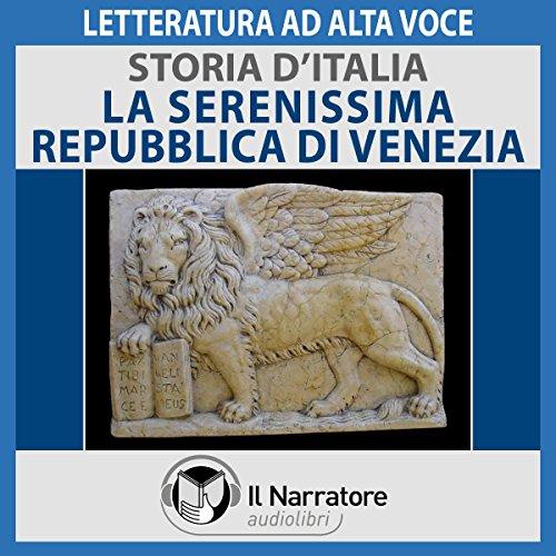 La Serenissima Repubblica di Venezia copertina