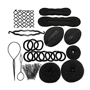 Beauty Shopping PIXNOR Hair Styling Accessories Kit Set for DIY