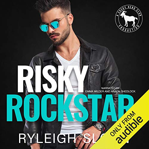 Risky Rockstar  By  cover art
