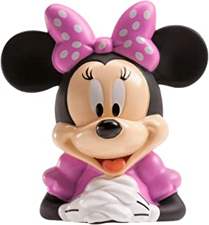 Dekora-204010 Hucha Infantil de Minnie Mouse con Billetes de Oblea, color rojo (204010)