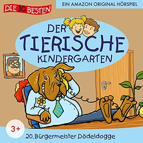Der tierische Kindergarten