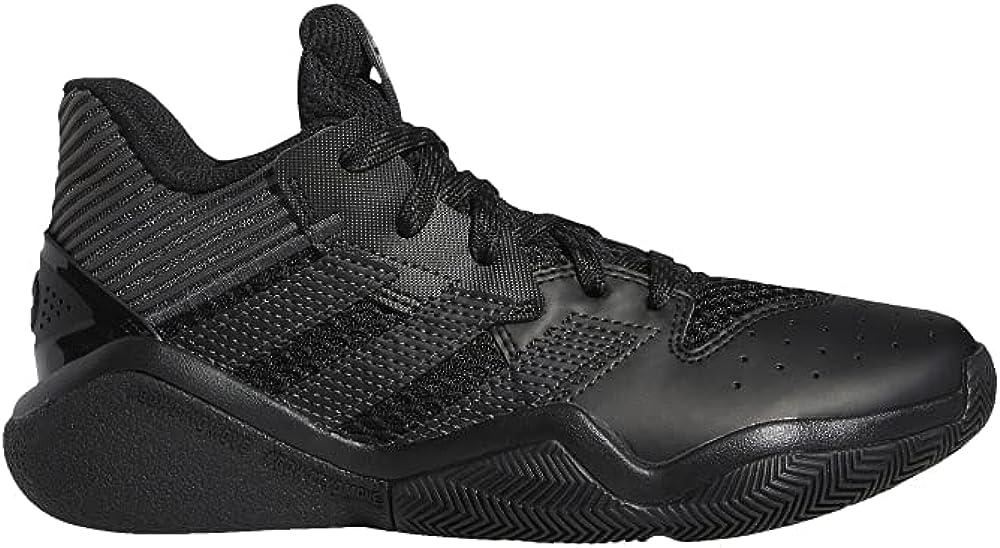 adidas Max 74% OFF Unisex-Child Harden Shoe Ranking TOP4 Stepback Basketball