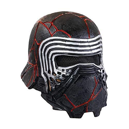 Kylo Ren Helmet Mask for SW9 Cosplay (Latex)