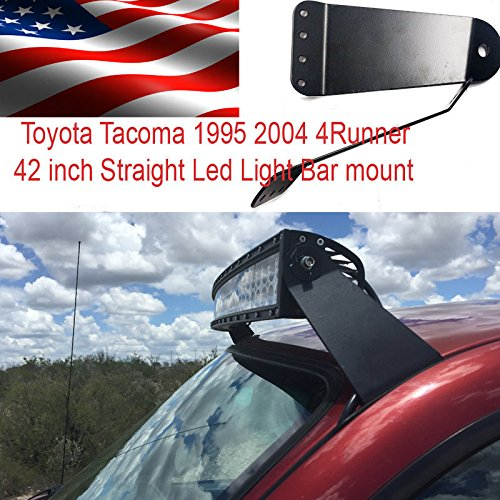 SMD for 1995 2004 Toyota Tacoma 42 inch Straight or Curved Led Light Bar mounting Bracket