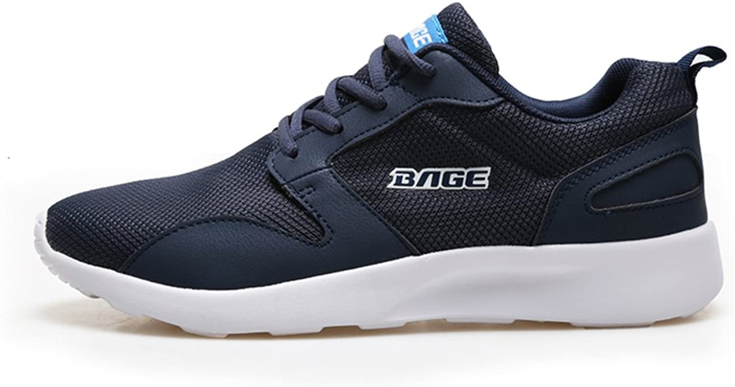 SPLNWTFHCNWPCB Running shoes Men's Shock Breathable shoes Leisure shoes