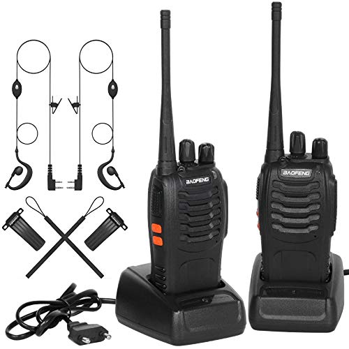 Walkies Talkies Profesionales 16 Canales...
