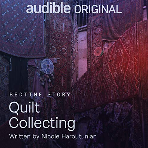 Quilt Collecting audiobook cover art