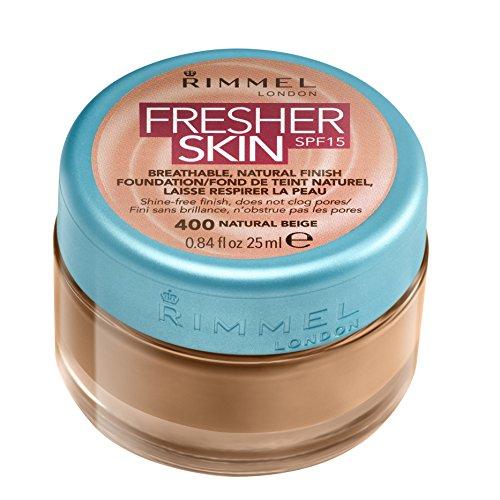 rimmel fresher skin foundation kruidvat