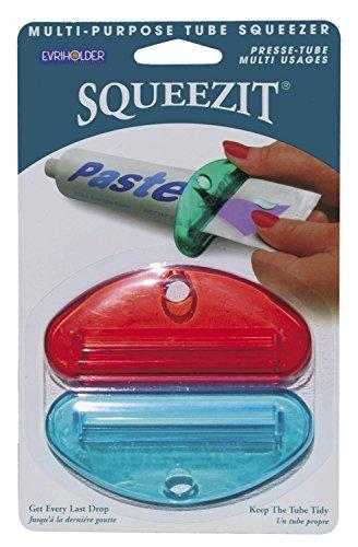 10. Evriholder SQ-2 Squeezit Tube Squeezer 2 Count