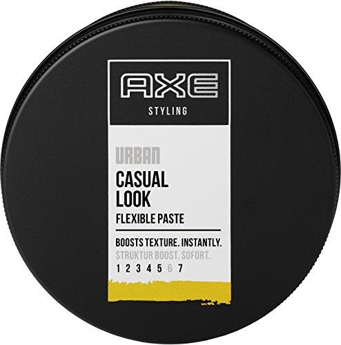 AXE Haarstyling Haarpaste für Männer Casual Look Urban, 75ml